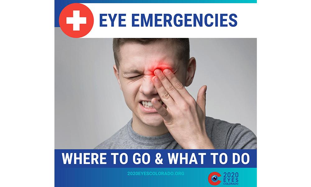 Eye Emergencies: Where to Go & When